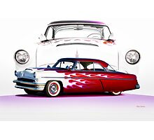 1954 Custom Mercury Monterey Photographic Print