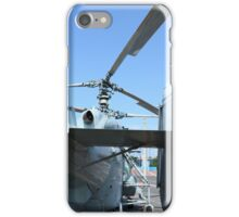 military helicopter iPhone Case/Skin