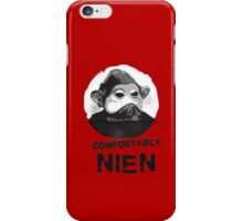 Comfortably Nien iPhone Case/Skin