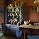 Colonial Kitchen by Kenneth Hoffman