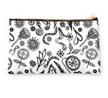 doodle pattern Studio Pouch