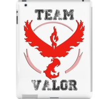 Team Valor - Pokemon GO! iPad Case/Skin