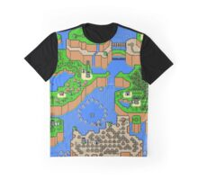 Super Mario World Graphic T-Shirt