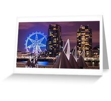 The Melbourne Star Greeting Card