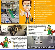 Electricial Contractors Cork by electriciancarr