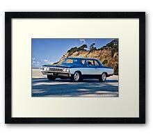 1967 Chevrolet Chevelle Coupe Framed Print