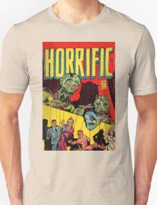 Horrific Tales cover 1 Unisex T-Shirt
