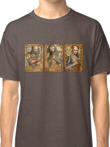 Dwalin, Thorin and Thranduil Classic T-Shirt