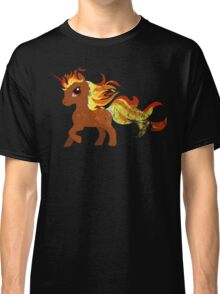 Fire Unicorn Classic T-Shirt