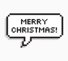 Merry Christmas! One Piece - Long Sleeve