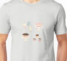 Cakes Unisex T-Shirt