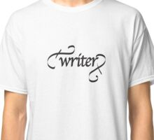 Writer Classic T-Shirt