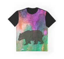 Grin and Bear it Graphic T-Shirt