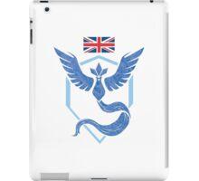 Team Mystic [UK] iPad Case/Skin