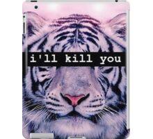 tigre iPad Case/Skin