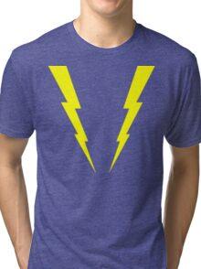 Double Bolts Tri-blend T-Shirt