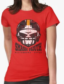 SMASH MOUTH FOOTBALL (vintage) Womens Fitted T-Shirt