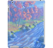 Autumn River iPad Case/Skin