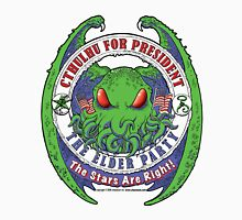 THE STARS ARE RIGHT - ELDER PARTY Cthulhu 2016 T-Shirt Classic T-Shirt