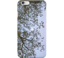 The Moon through the Trees iPhone Case/Skin