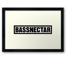 Bassnectar Framed Print