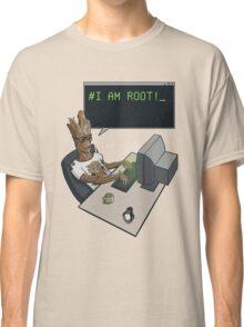 I am Root Classic T-Shirt