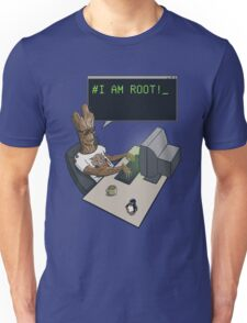 I am Root Unisex T-Shirt