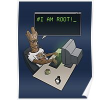 I am Root Poster