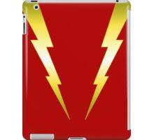 Double Flashes iPad Case/Skin