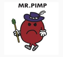 MR PIMP by GERSHWIN