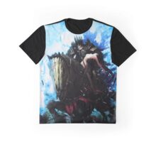 The Witcher: Eredin, the Abduction of Yennefer Graphic T-Shirt