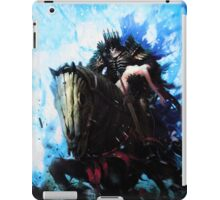 The Witcher: Eredin, the Abduction of Yennefer iPad Case/Skin