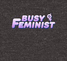 Busy Feminist Unisex T-Shirt