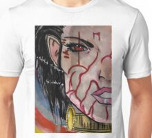 Bloody Girl Unisex T-Shirt