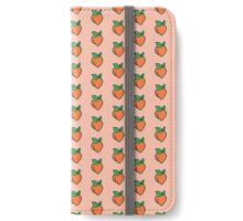 Poorly Drawn Peach iPhone Wallet/Case/Skin