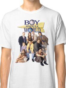 Boy Meets World Cast Classic T-Shirt