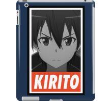 (MANGA) Kirito iPad Case/Skin
