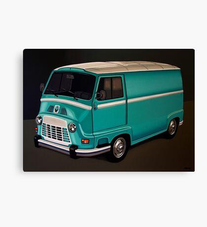 Renault Estafette Painting Canvas Print