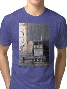 Old Radio Tri-blend T-Shirt