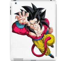 Goku as Super Saiyan 4 - Dragon Ball GT iPad Case/Skin