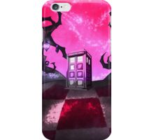tardis  sweet iPhone Case/Skin