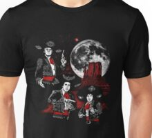 Three Amigos Moon Unisex T-Shirt