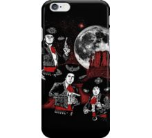 Three Amigos Moon iPhone Case/Skin