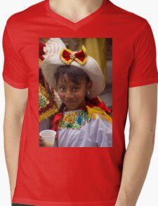Cuenca Kids 789 Mens V-Neck T-Shirt