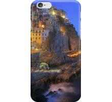 Manarola Notte iPhone Case/Skin