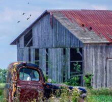 Vintage Farm Find Sticker