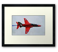 Red Arrows T1 Hawk Framed Print
