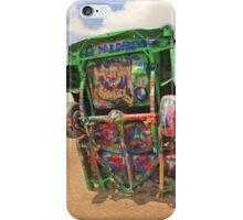 Graffiti Cadillac iPhone Case/Skin