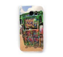 Graffiti Cadillac Samsung Galaxy Case/Skin