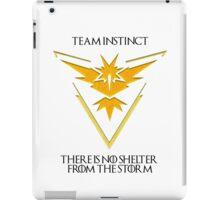 Team Instinct Design - Pokemon GO iPad Case/Skin